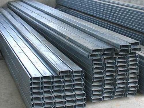 Steel structure purlin