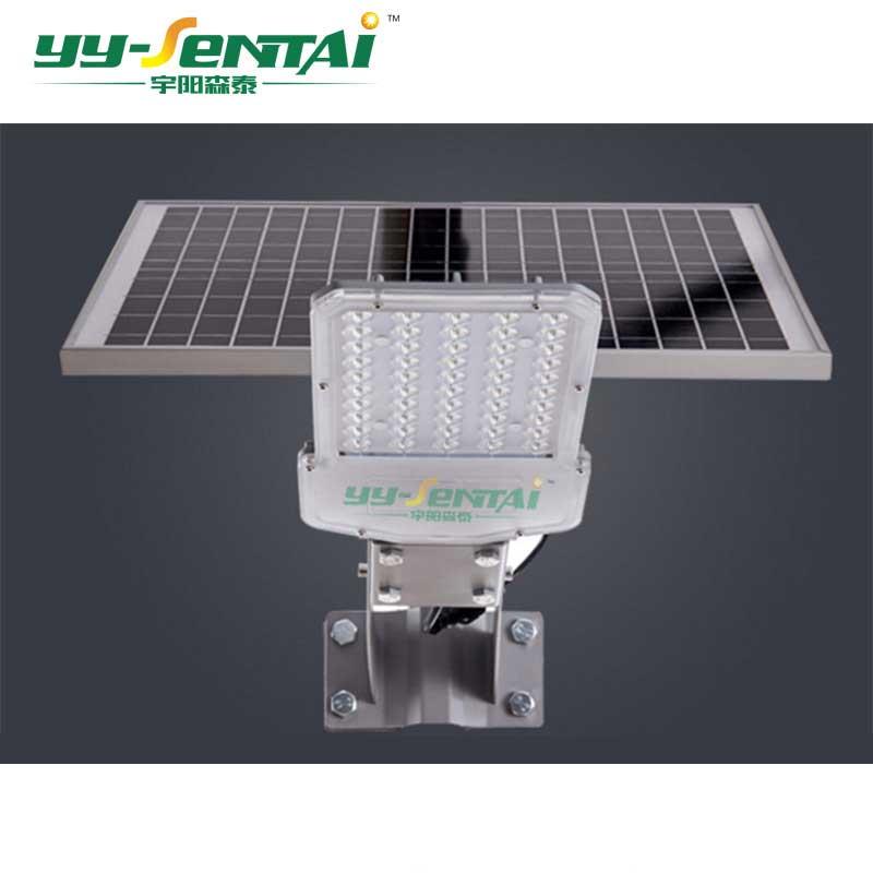 太阳能亮化改造