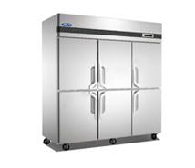 六门冷冻冰柜