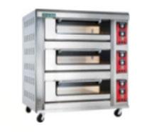 豪华三分层烤箱