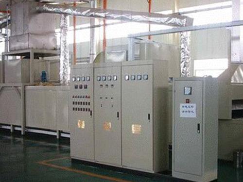 隧道炉集中加热系统