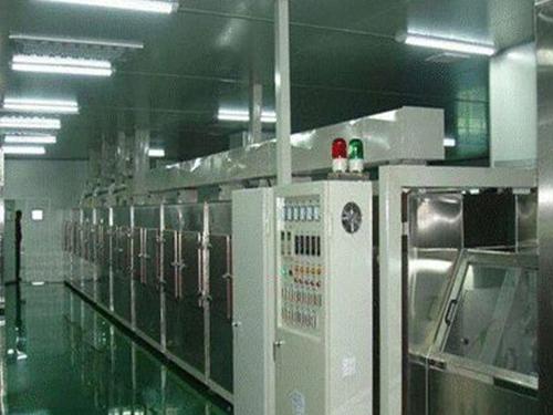 在线喷涂隧道式固化炉全套设备