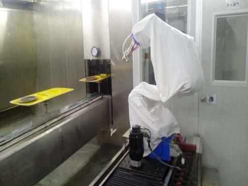 机器人家具喷涂设备