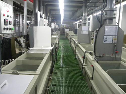 冲电宝铝合金外壳阳级氧化设备