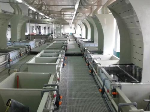 移动电源铝壳阳级氧化设备