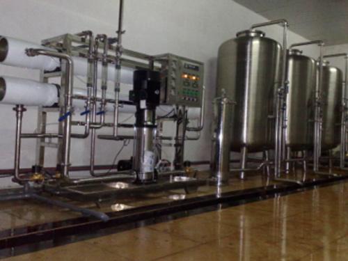 氧化前处理纯水机组