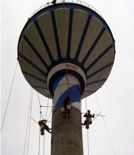 伞型水塔新建
