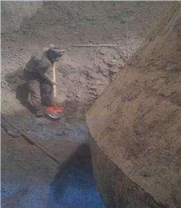 水泥庫清庫方案