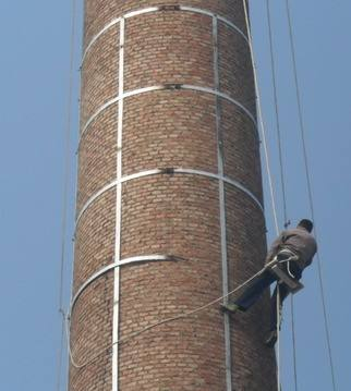 砖煙囪維修技术