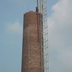 砖烟囱拆除加高公司