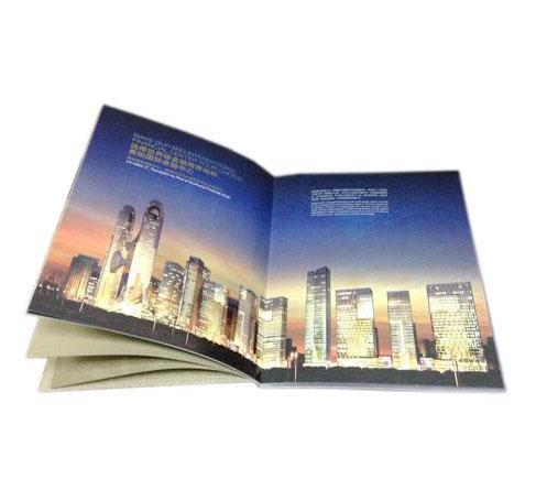 房地产宣传册印刷