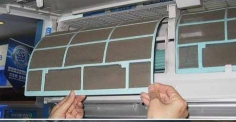 武汉美的空调挂机清洗