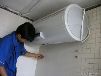 美的热水器维修