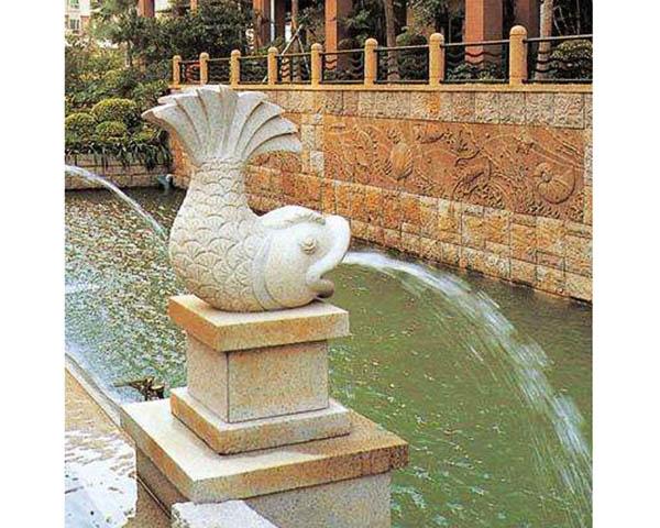 景观小品喷泉
