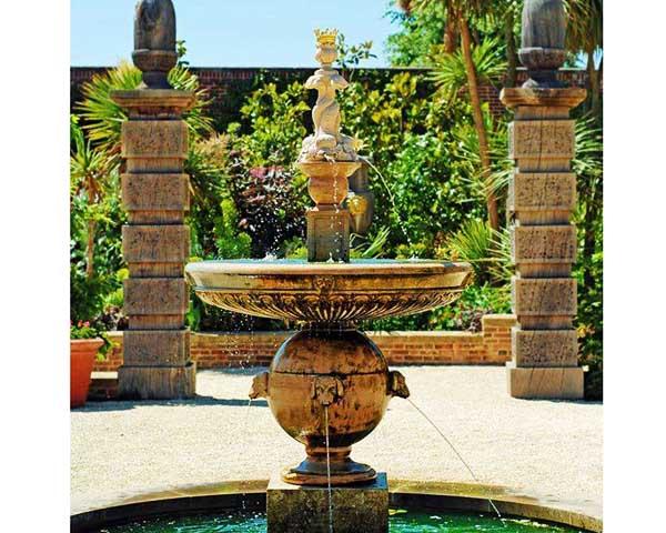 都匀小品喷泉