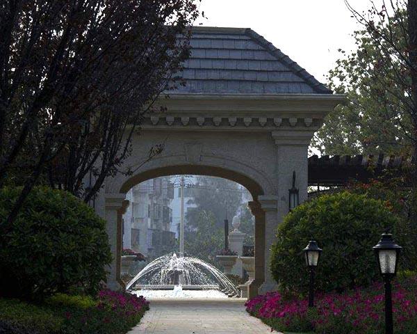 贵州景观小品喷泉