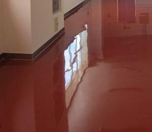 环氧漆地坪