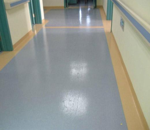 昆明净化PVC地坪