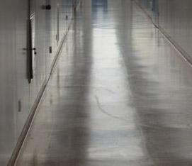 生产车间洁净走廊