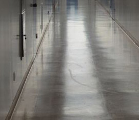 洁净手术室走廊