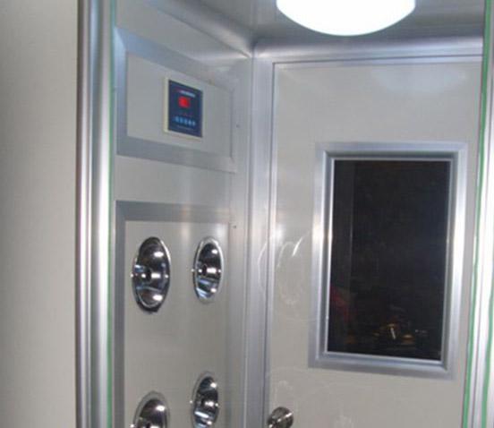 淨化彩鋼板風淋室