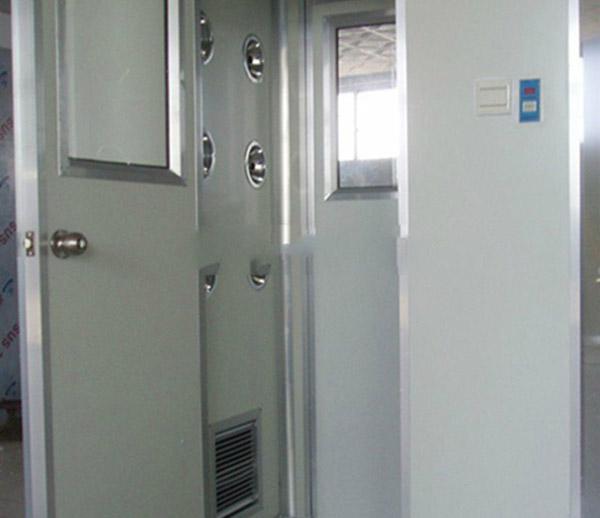 昆明净化彩钢板风淋室