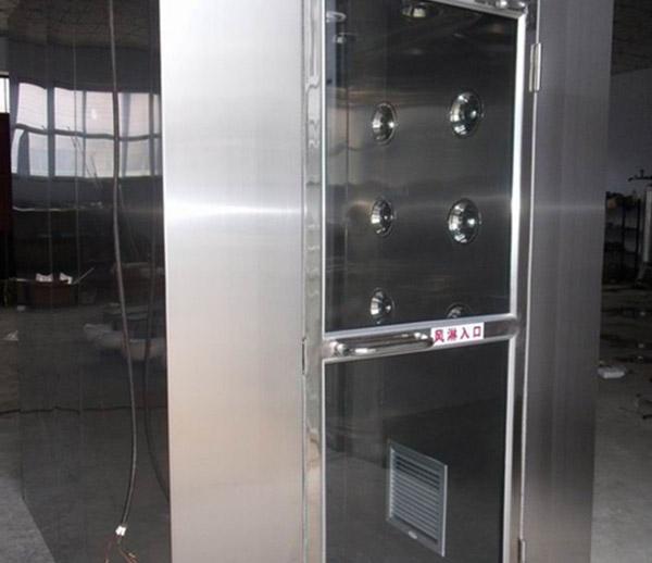 大理淨化不鏽鋼風淋室