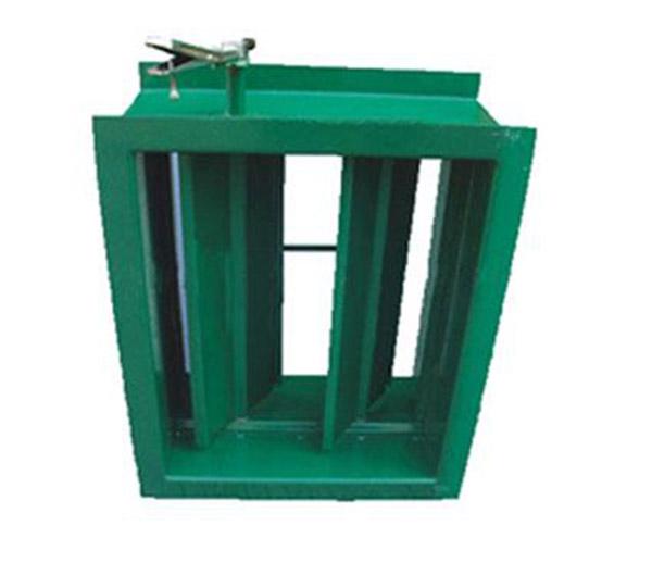绿色净化调节阀