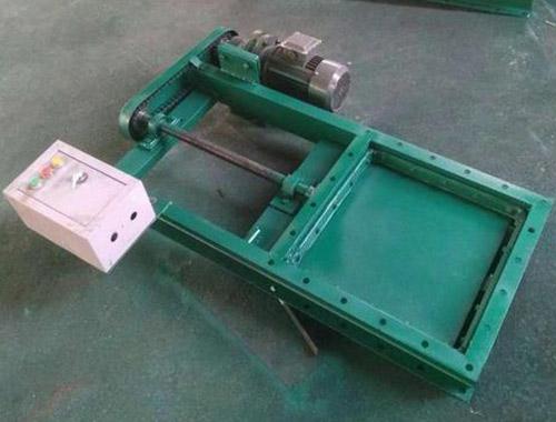 天津电动插板阀