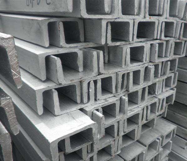 无锡镀锌槽钢