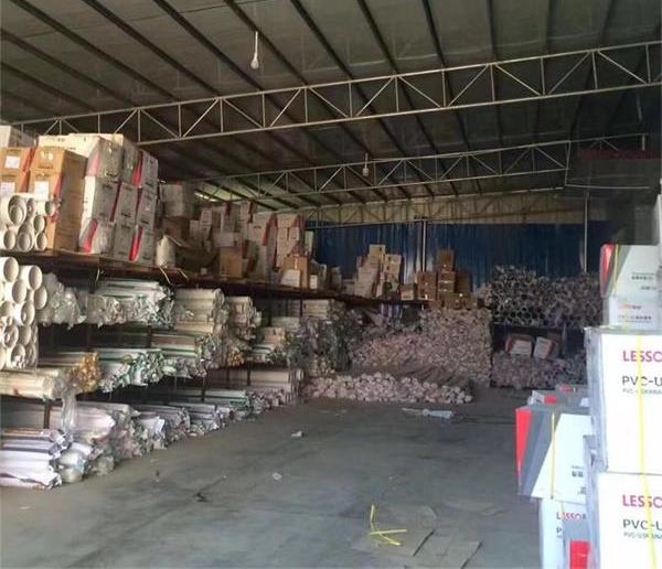 PVC排水管配件批发