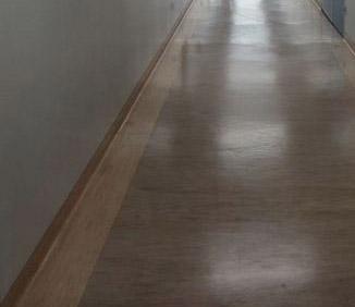 永利集团248cc登录产车间洁净走廊