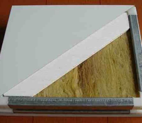 昆明净化岩棉玻镁板
