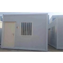 集装箱施工房