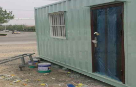 网架房专用防盗门