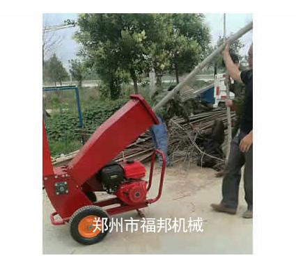 木材粉碎機