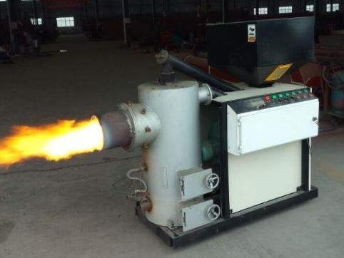 生物質顆粒燃燒機