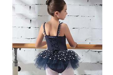 少儿拉丁舞表演服装