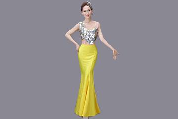 演出服装女装长裙
