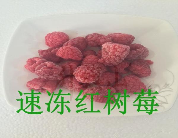 速冻红树莓