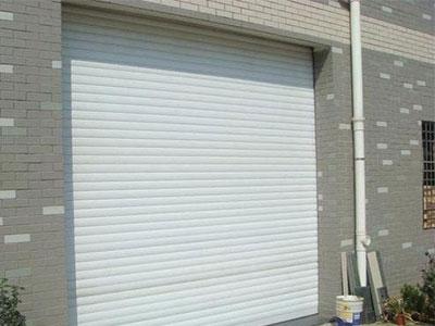 石家庄自动卷帘门