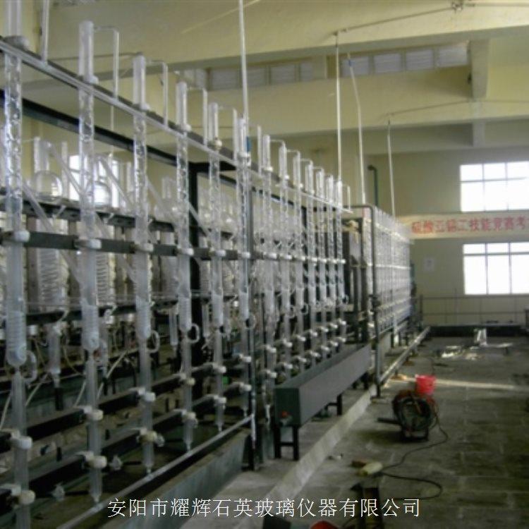 小型电加热硫酸提纯设备