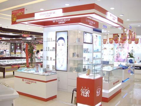 化妆品货品展示柜