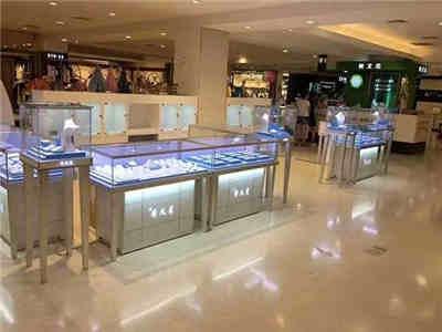奢侈品珠宝展柜
