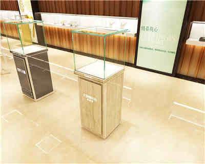 珠宝展示柜设计制作