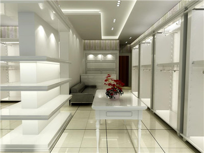 郑州服装展柜