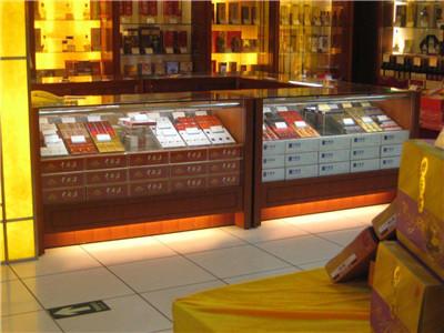 河南烟酒展示柜