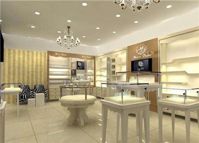 河南珠宝展柜设计制作