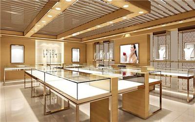 河南珠宝展柜设计厂家