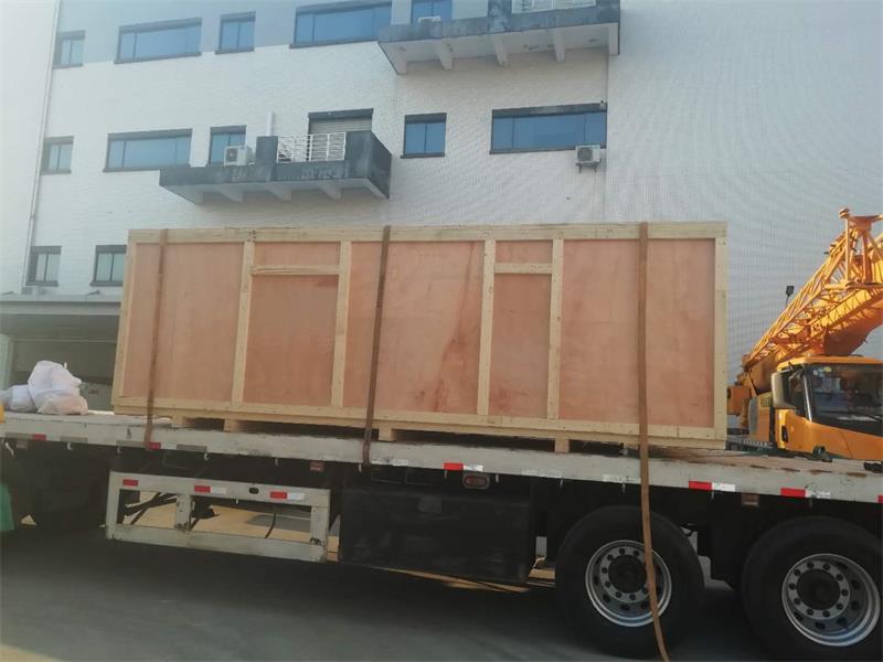 大型木箱生产